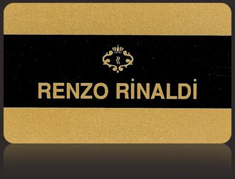 Магазин Renzo Rinaldi