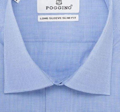 Мужская рубашка long Poggino