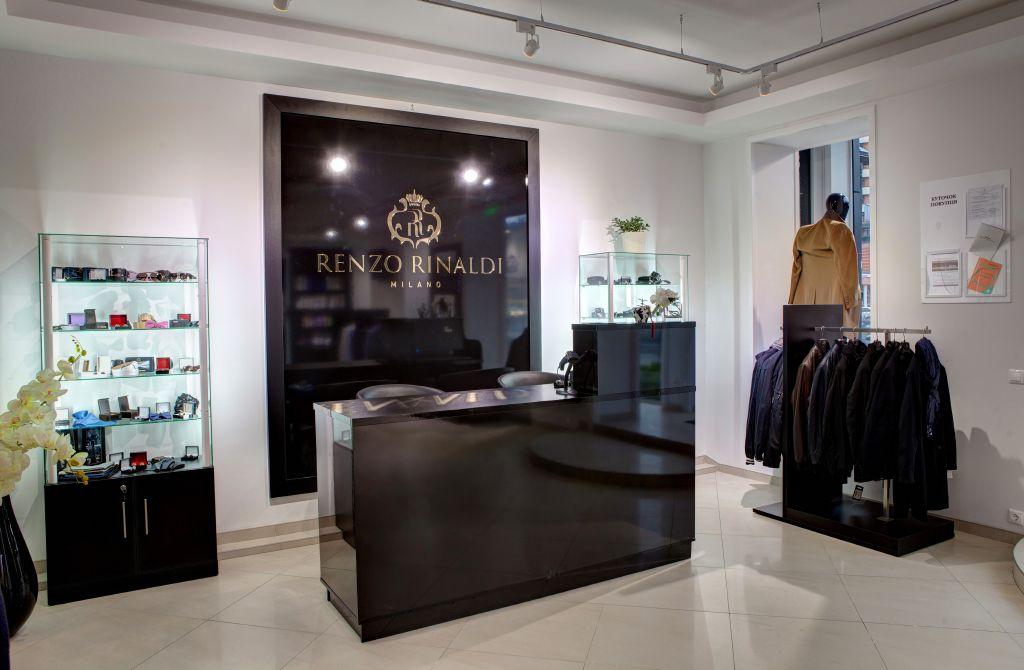 Магазин деловых мужских костюмов 9