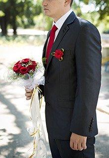Мужские костюмы на свадьбу (Киев)